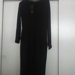 Other - Nice Black Jumpsuit long sleeves very nice.